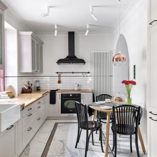 jeśli stół to drewniany! jaki wybrać do kuchni lub jadalni?