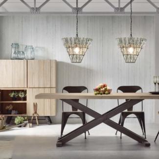 Jak dobrać do jadalni odpowiednie krzesła do stołu? / mebllegro